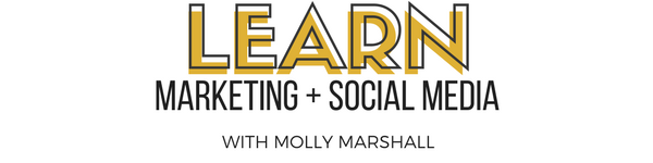 Learn | Molly Marshall Marketing